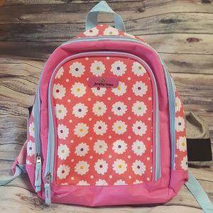 Jumping Bean Flower Backpack